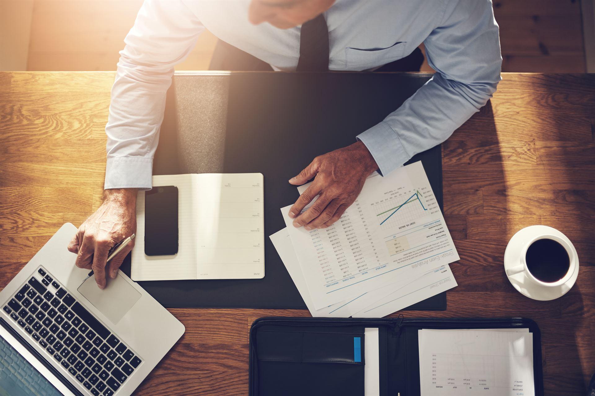 Firmenwebsite erstellen lassen für Finanzberater